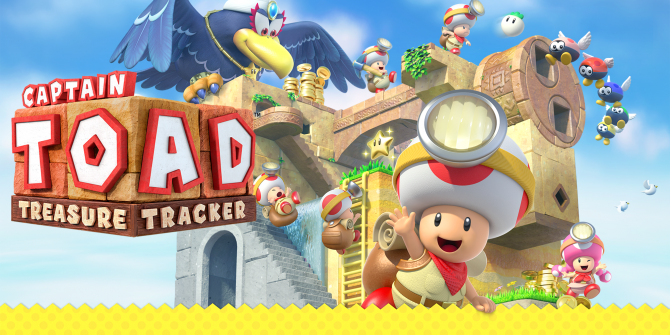 Captain Toad: Treasure Tracker for MacBook