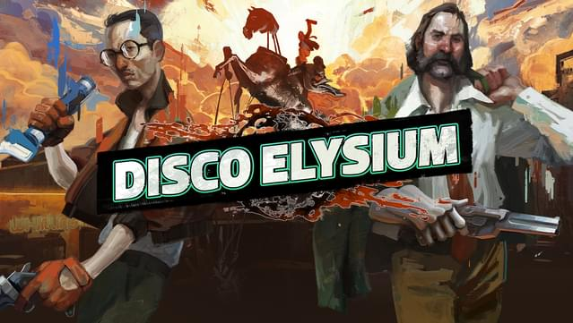 Disco Elysium MacBook Version