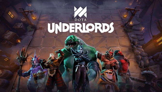 Dota Underlords for macOS
