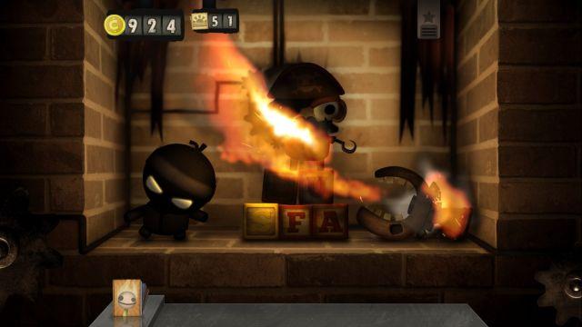 Little Inferno MacBook Version gameplay