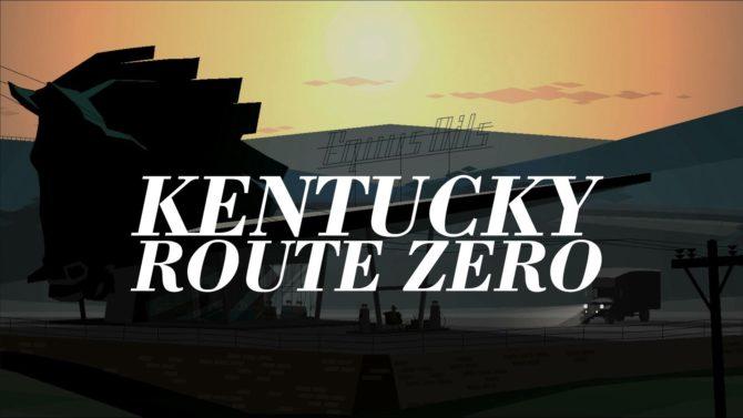 Kentucky Route Zero for macOS