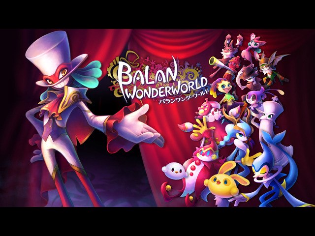 Balan Wonderworld for MacBook