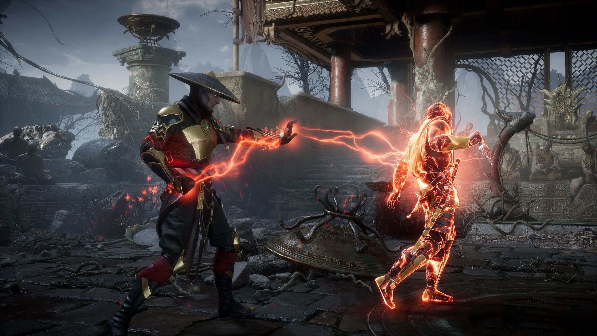 Mortal Kombat 11 for macOS gameplay