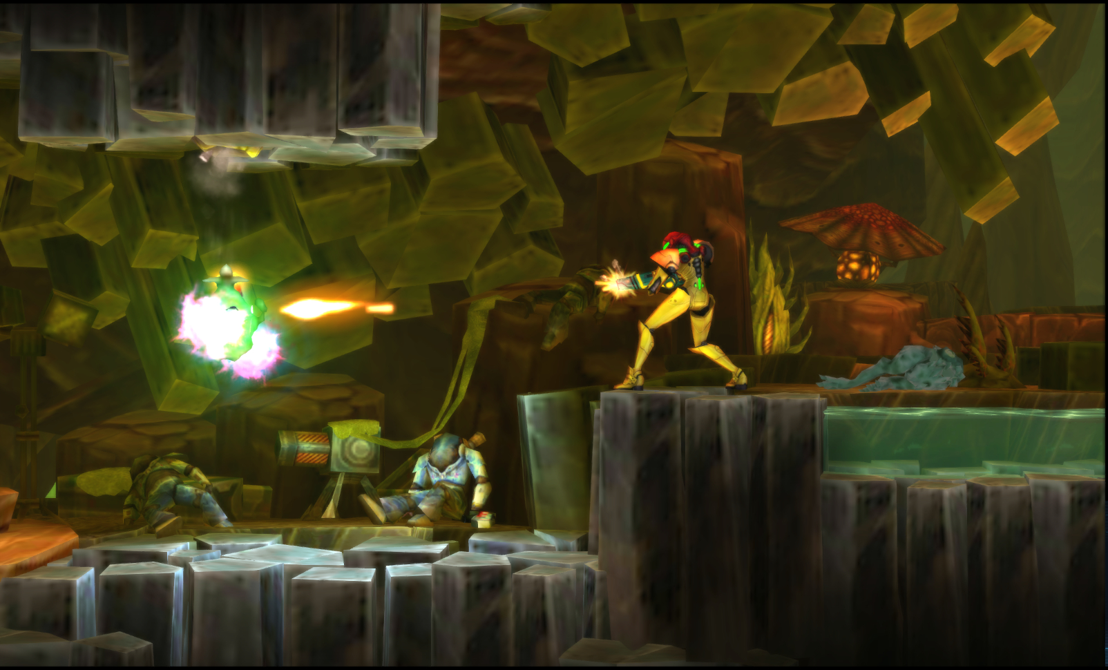 Metroid: Samus Returns for MacBook gameplay