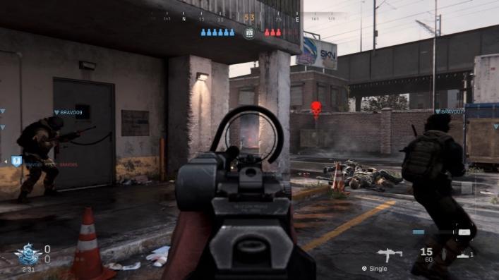 Call of Duty: Warzone MacBook Version gameplay