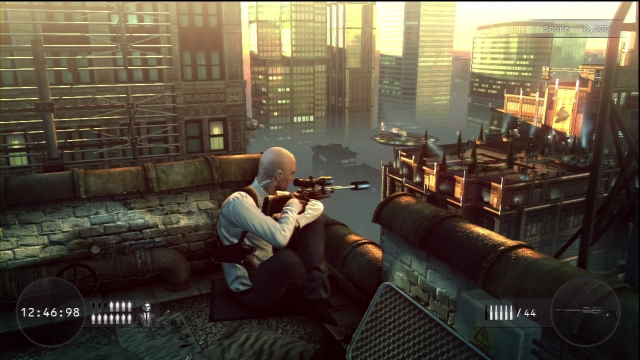 Hitman 2 MacBook OS X Version gameplay