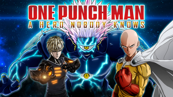 One-Punch Man: A Hero Nobody Knows for MacBook