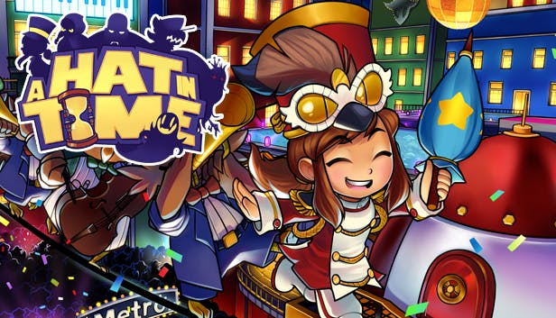 A Hat in Time MacBook OS X Version