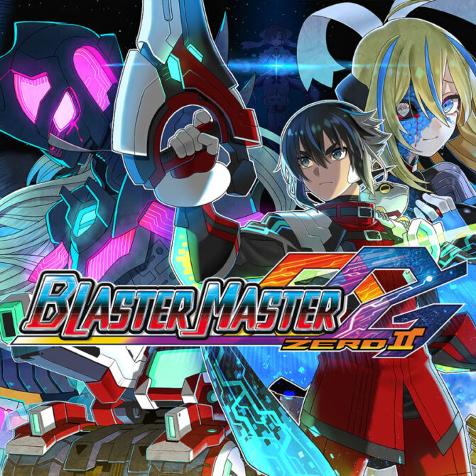 Blaster Master Zero for MacBook
