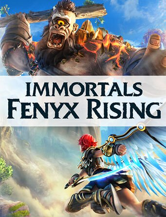 Immortals Fenyx Rising for MacBook