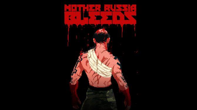 Mother Russia Bleeds for MacBook