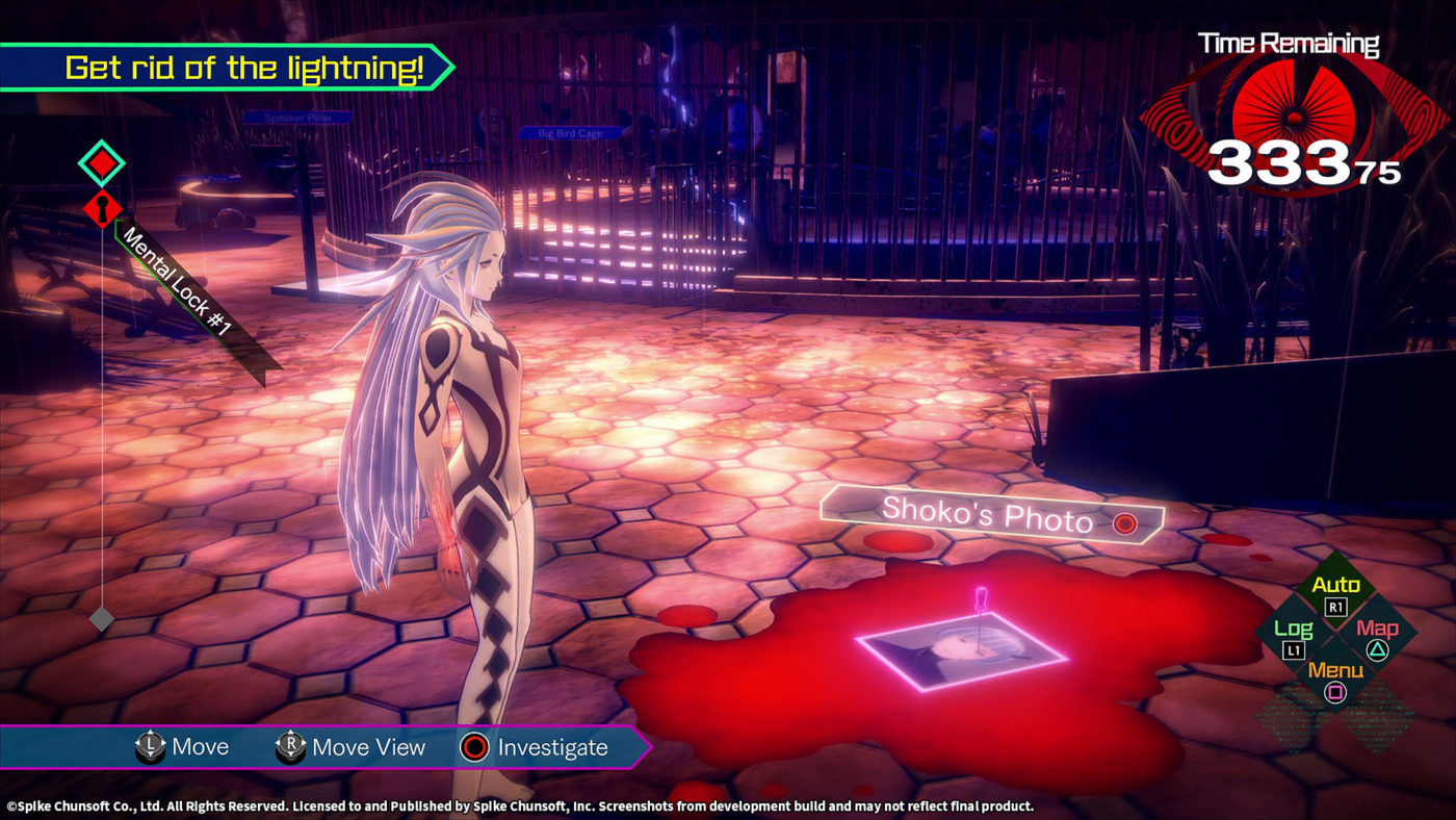 Image result for ai the somnium files gameplay