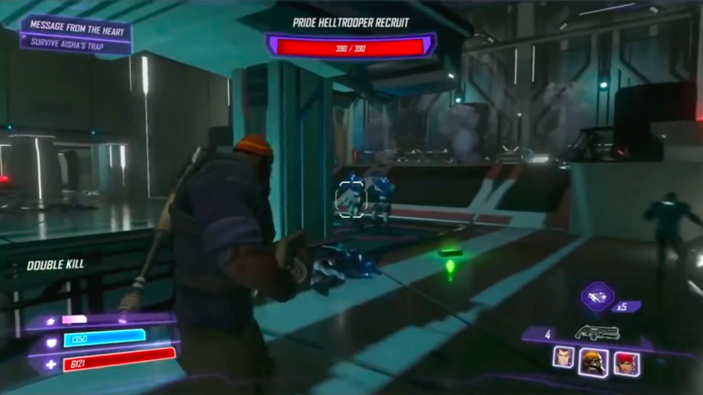 Agents of Mayhem Mac gameplay