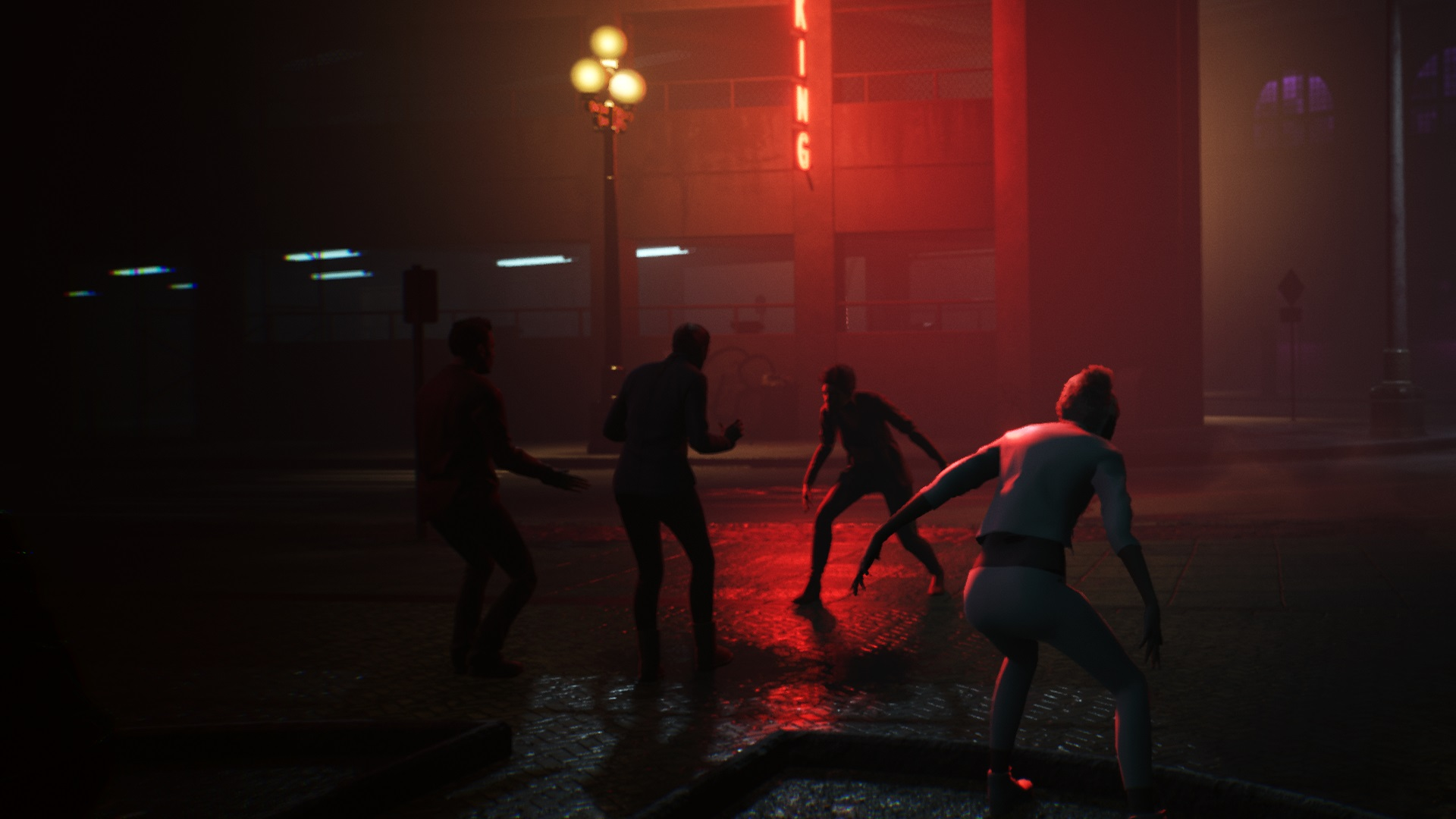 Vampire: The Masquerade – Bloodlines 2 for MacBook gameplay