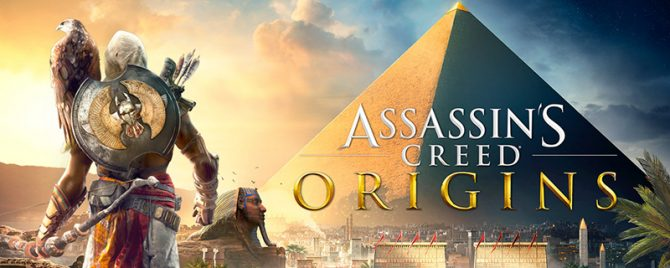 Assassin's Creed Origins Mac OS X