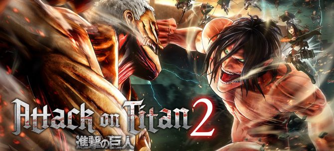 Attack on Titan 2 Mac OS X