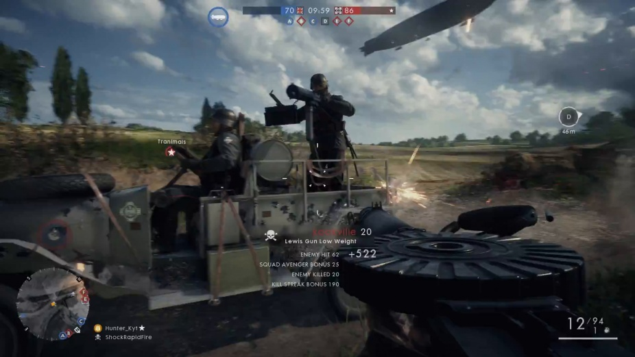 Battlefield 1 Mac OS X Version gameplay