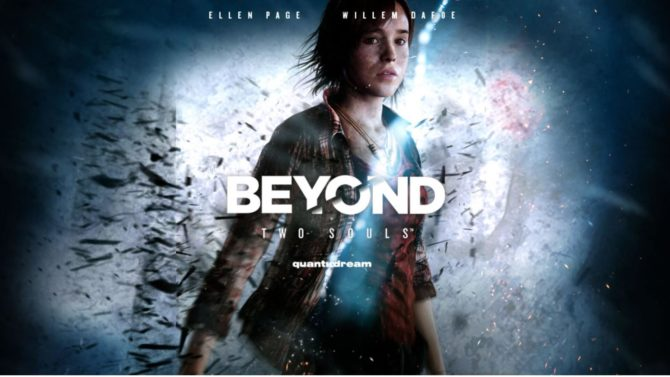 Beyond: Two Souls MacBook Version