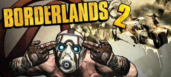 Borderlands 2 for MacBook