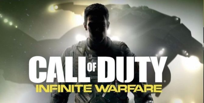 Call of Duty Infinite Warfare Mac OS X