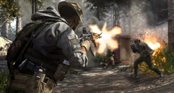 Call of Duty: Modern Warfare for macOS gameplay