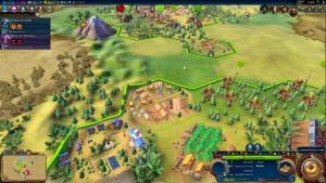 Civilization VI for Mac OS X gameplay