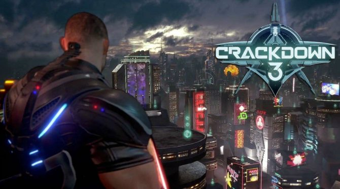 Crackdown 3 MacBook Version