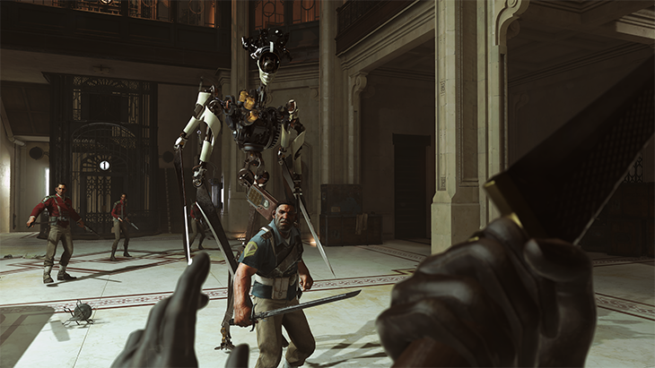 Dishonored: Death of the Outsider MacBook Version gameplay