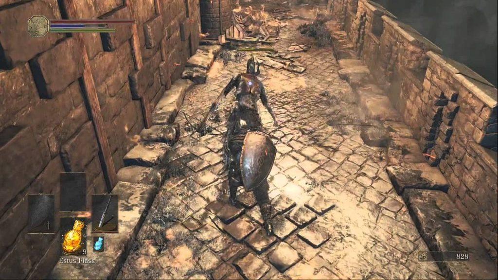Dark Souls III Mac OS X screenshot