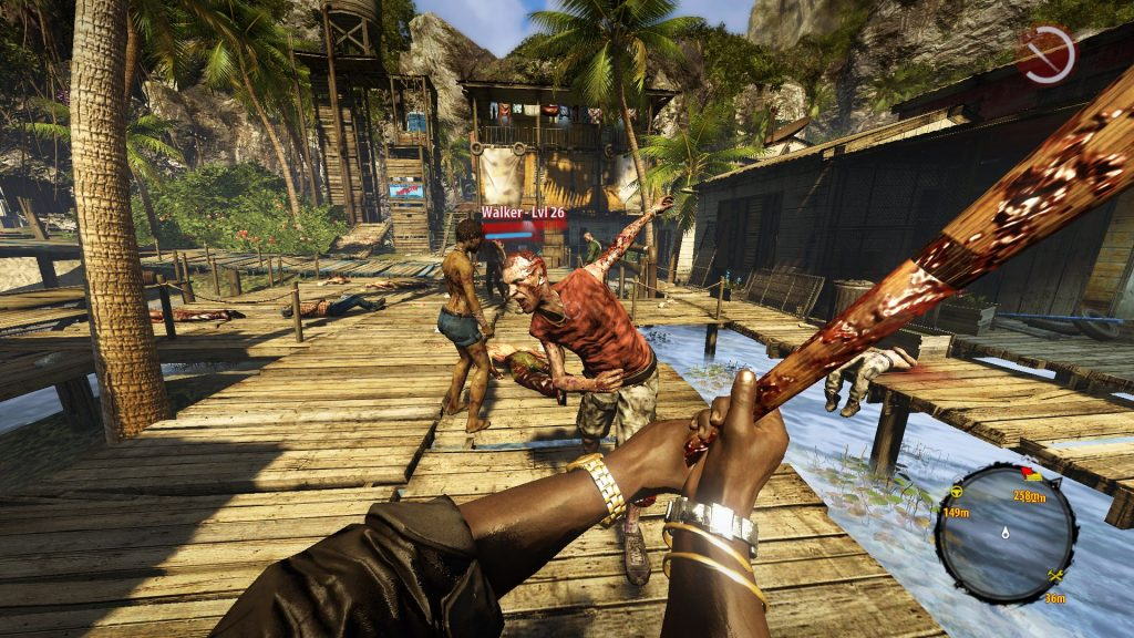Dead Island 2 Mac OS X screenshots