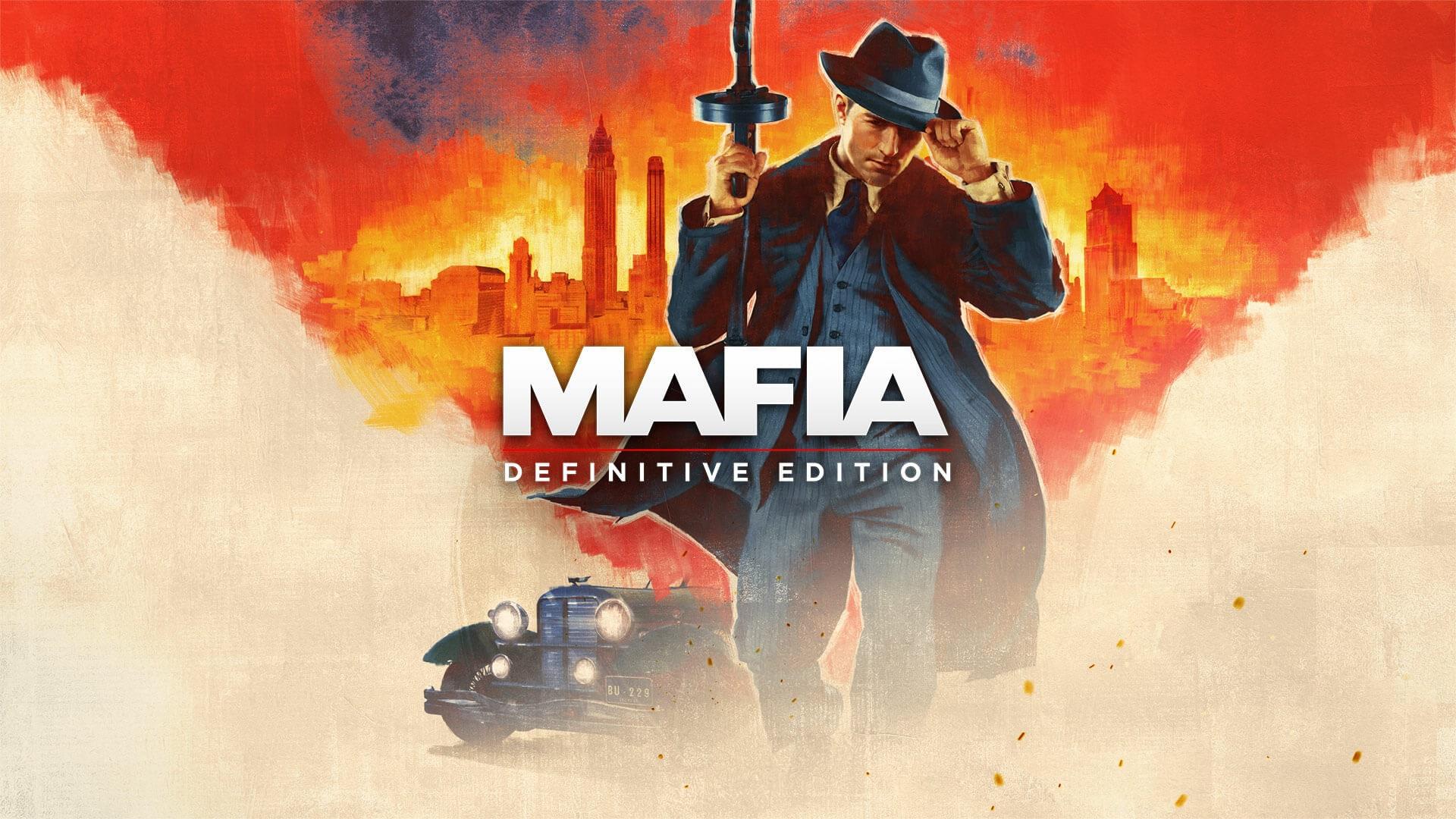 Mafia: Definitive Edition for MacBook