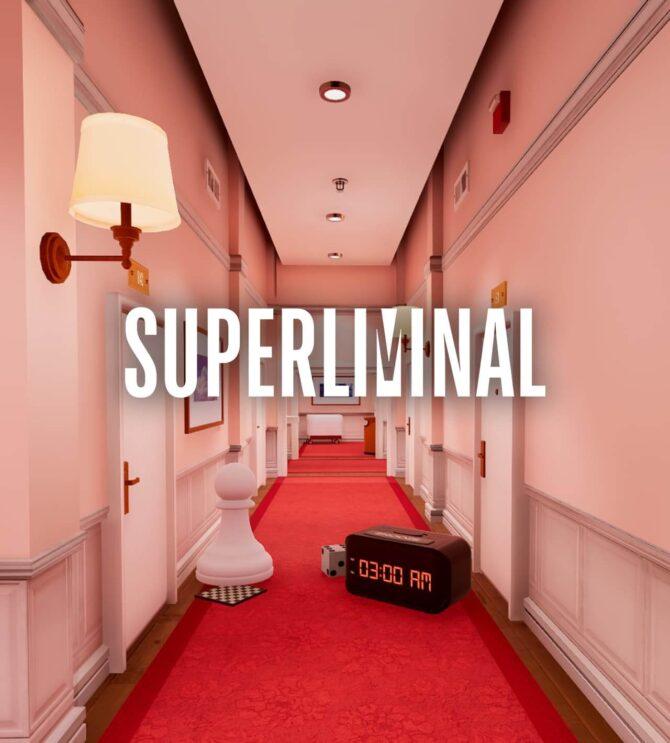 Superliminal for MacBook