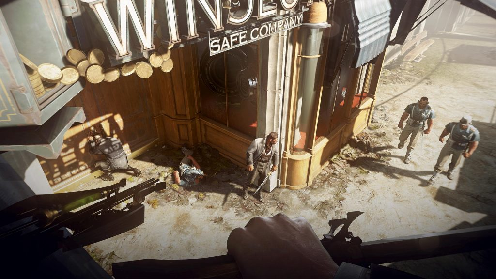 Dishonored 2 Mac OS X Version gameplay 2