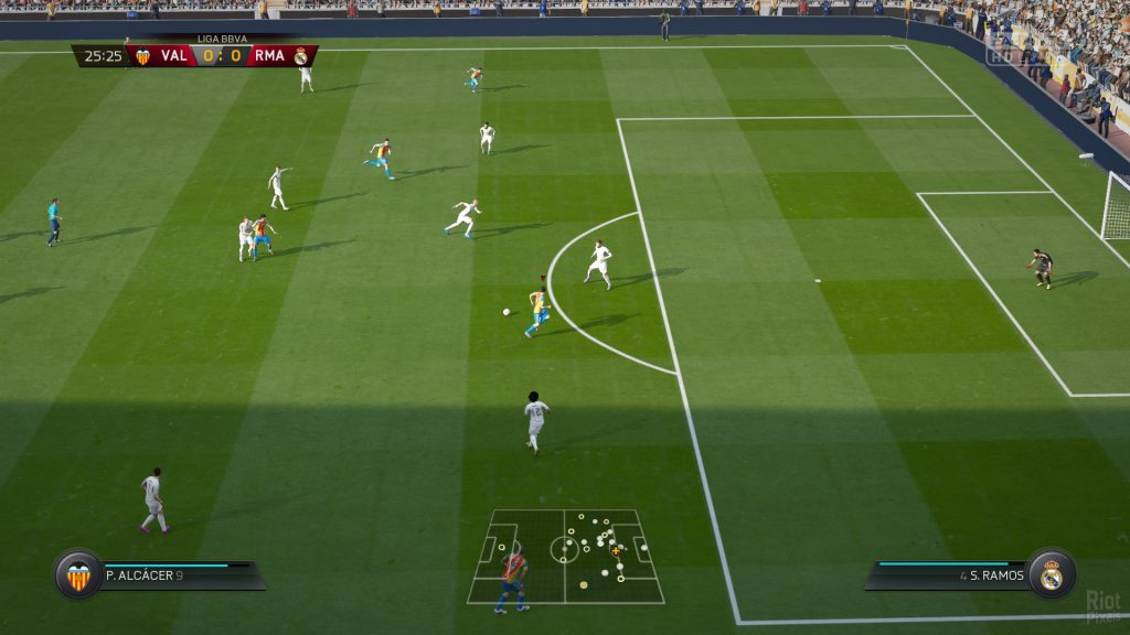 Download FIFA 16 Mac OS X FREE [Full Game] 1