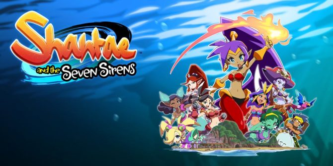 Shantae and the Seven Sirens for macOS