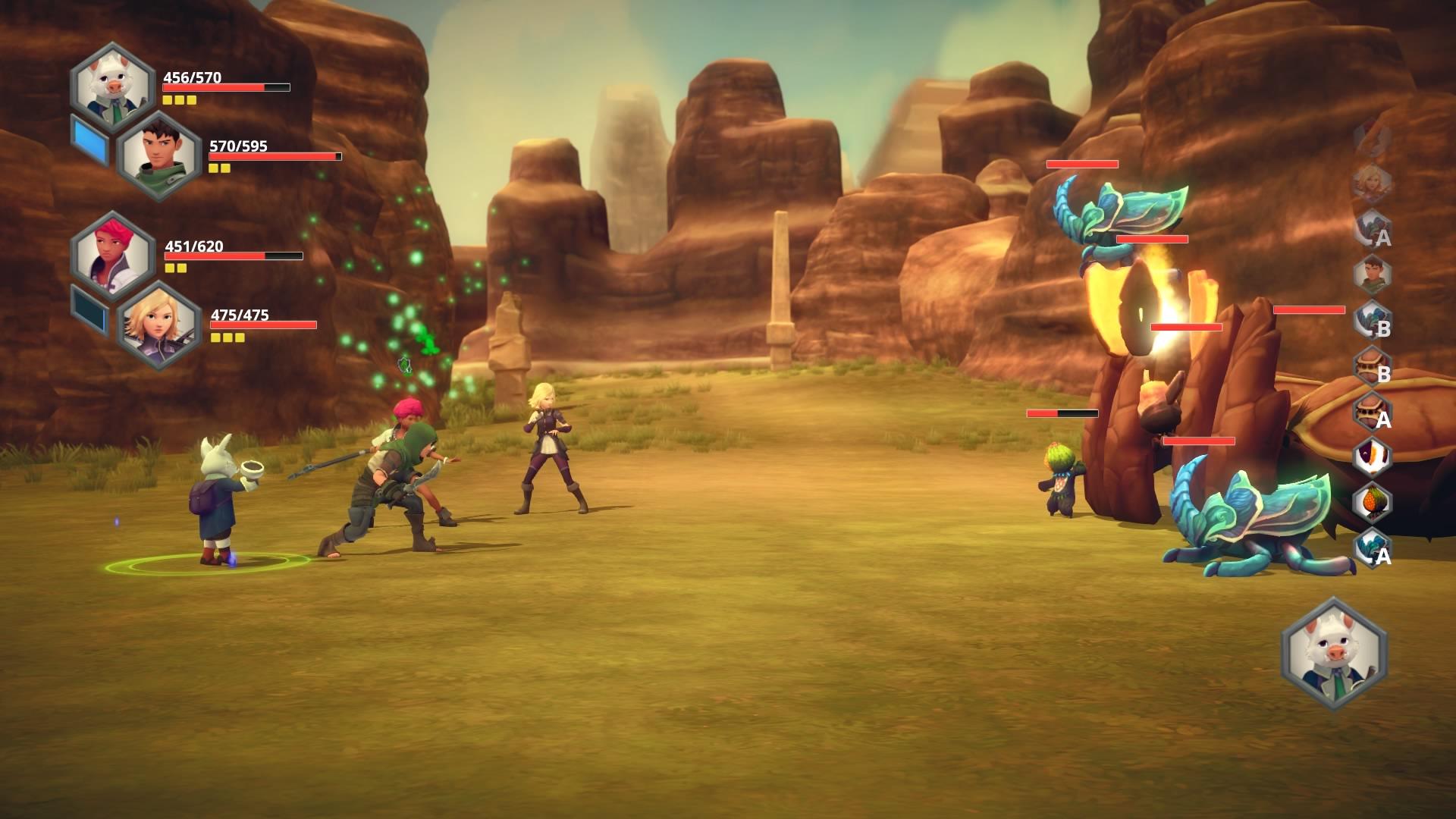 Earthlock: Festival of Magic for macOS gameplay