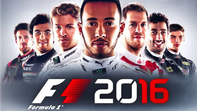 F1 2016 Mac OS X Full Game