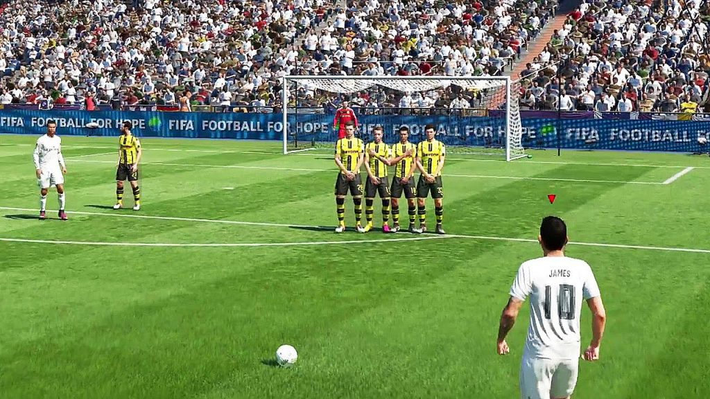 FIFA 17 Mac OS X screenshots