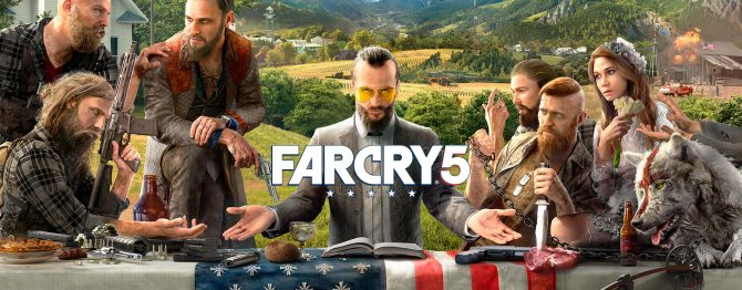 Far Cry 5 for MacBook