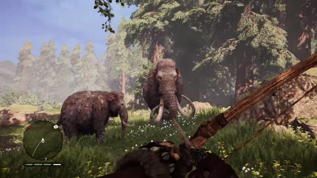 Far Cry Primal Mac OS X screenshot