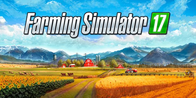 Farming Simulator 17 Mac OS X