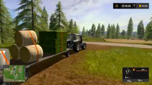 Farming Simulator 17 Mac OS X gameplay