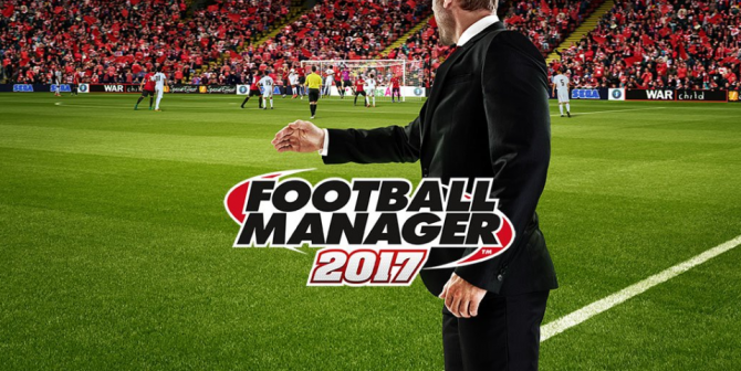 Football Manager 2017 for Mac