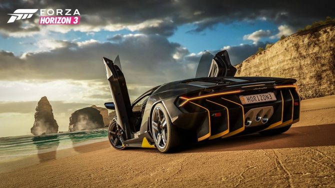 Forza Horizon 3 Mac OS X Full Game