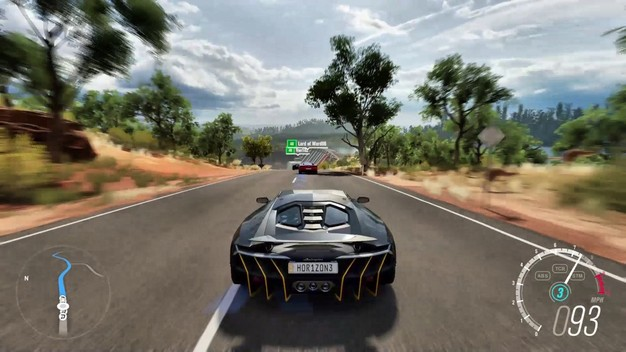Forza Horizon 3 Mac OS X Full Game screenshots