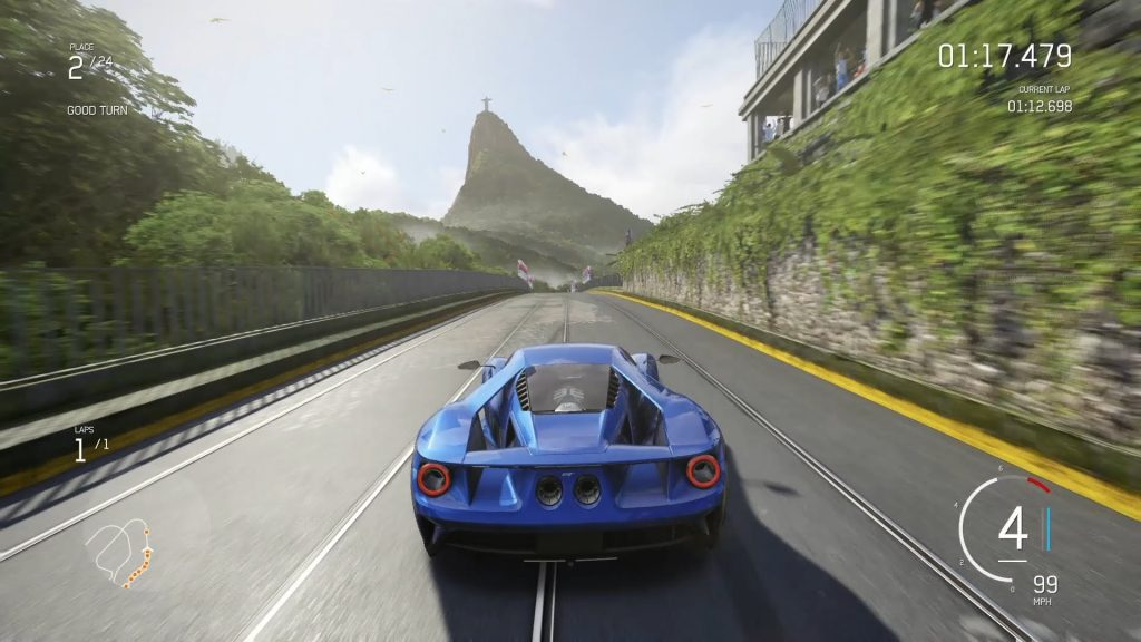Forza Motorsport 6 for Mac OS X gameplay
