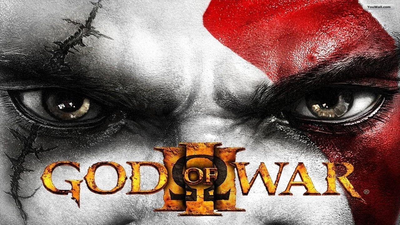 God of War III for MacBook