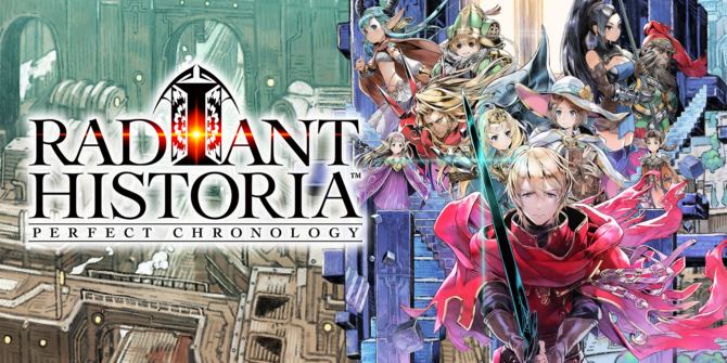 Radiant Historia for MacBook