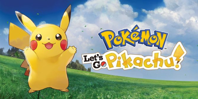 Pokémon: Let's Go, Pikachu! for macOS