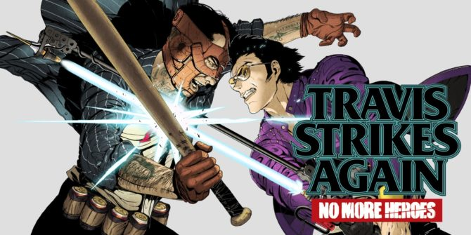 Travis Strikes Again: No More Heroes for MacBook
